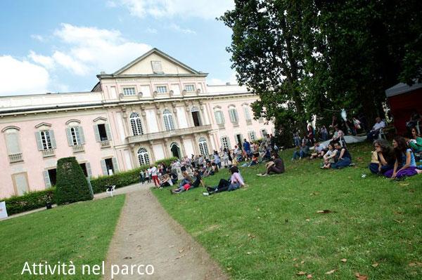 Armonia, attività nel parco