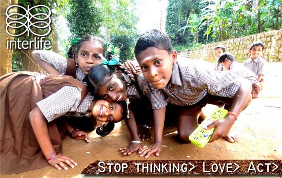 un progetto bio in India