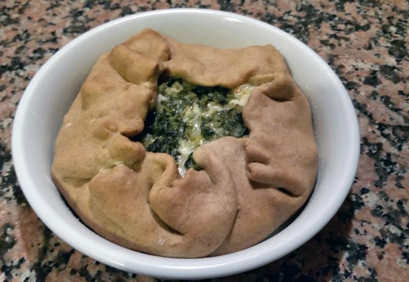 Torta salata pasqualina vegana officinalia for A tavola con guy