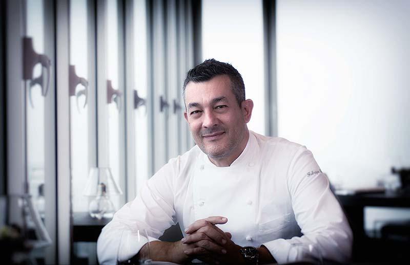 Fabrizio Ferrari Chef
