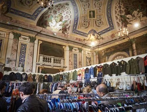 Vintage Market in Milan?