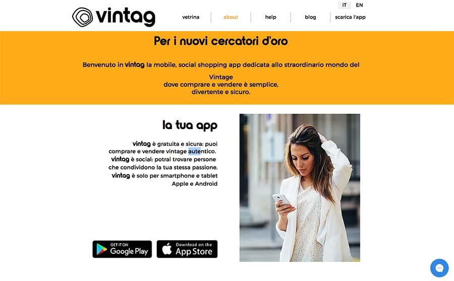 Come Vendere Vintage Online?