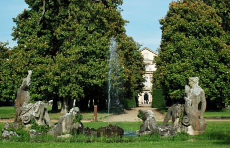 parco del castello di belgioioso