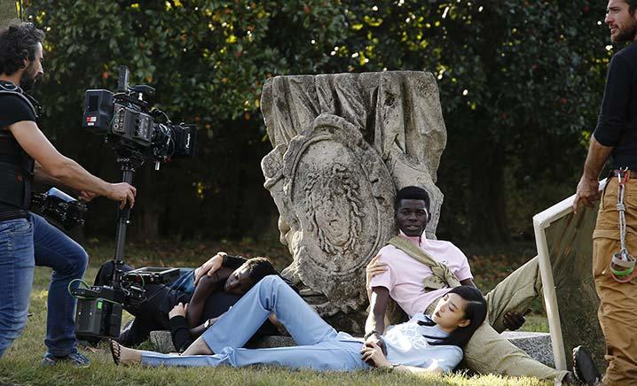Location per video e foto produzioni Milano