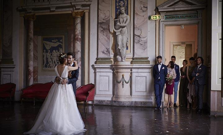 location matrimonio pavia castello di belgioioso sala da ballo